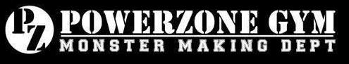 Powerzone Gym Logo